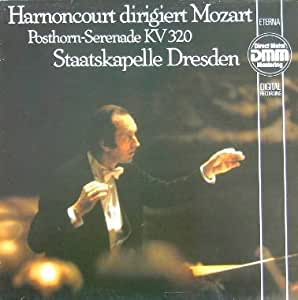 Posthorn-Serenade KV 320 (Vinyl Schallplatte)