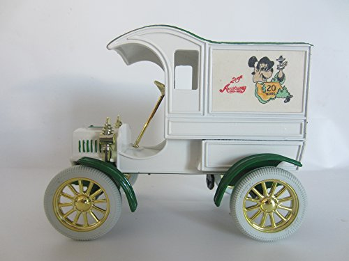 Replica Ertl Diecast Bank 1905 Delivery Car Jim Beam Bottle District 5