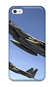 Rowena Aguinaldo Keller's Shop New Style F 15 Eagles Fly Over The Pacific Ocean Premium Tpu Cover Case For Iphone 5/5s 8480072K33806818