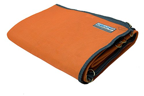 CGear - The Original Durable Sand-Free, Water-Resistant Camping Mat for Lifelong use as Picnic Blanket, Beach Blanket, Camping and Concert mat.