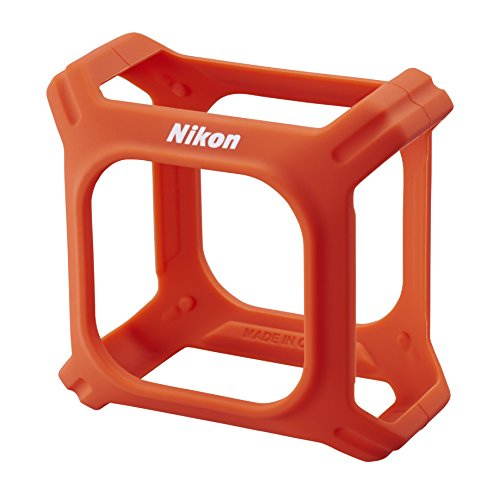 Nikon Orange Silicone Jacket for KeyMission 360 Action Camer