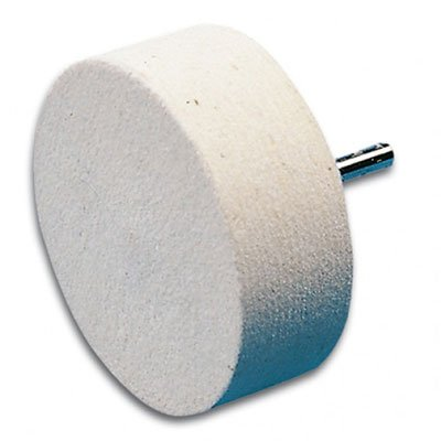 3'' Felt Polishing Buff Wheel for Cerium Oxide by GordonGlass