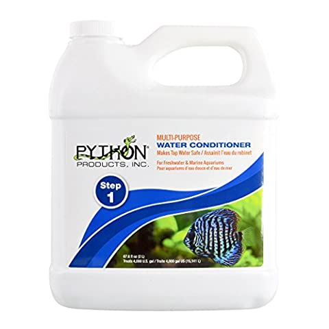 Python Multi-Purpose Water Conditioner, 67.6 oz - Heavy Metal Neutralizer
