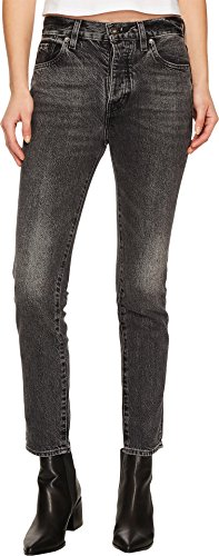 Levi's® Premium Women's Made & Crafted Twig High Charcoal Black 30 28