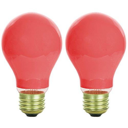 Watt Red Bulb - 4