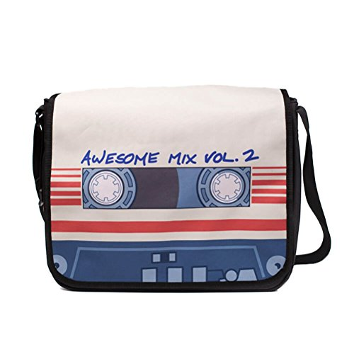 Guardians of the Galaxy Tasche Awesome Mix Tape Vol. 2 Marvel 37,5x29x11,5cm