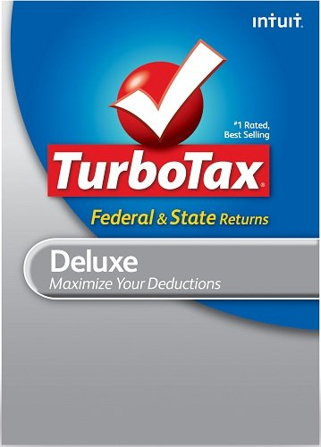 TurboTax Deluxe Federal Download Version