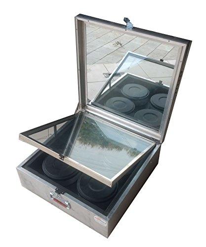 Sun Mitra Square Shape Solar Cooker 525x525mm
