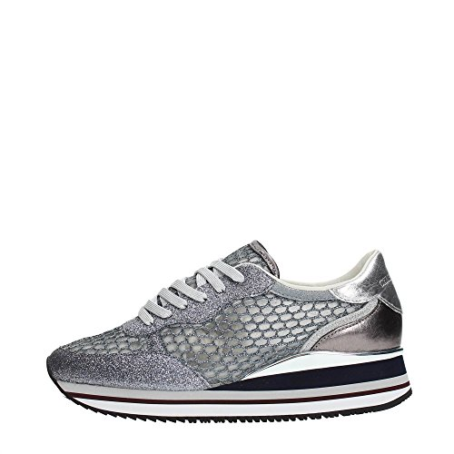 Crime Sneakers Mujer Grigio 25550KS1 25550KS1 Crime Fdwxt4cq