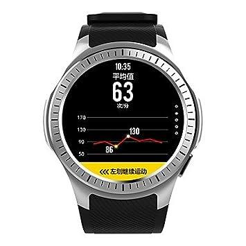 Lemumu Hombre Mujer adulta L1 Smart Watch Soporte Infrarrojo ...