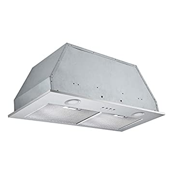 Image of Ancona Inserta Plus Built-In Range Hood, 28-Inch, Stainless Steel Home Improvements