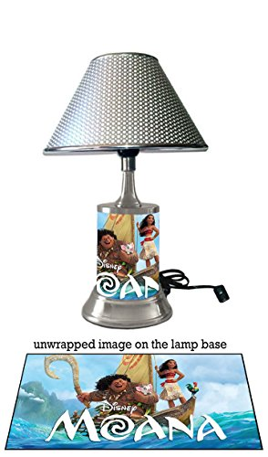 Pirates Of Caribbean 5 Lamp with shade, Dead Men Tell No Tales Johnny Depp
