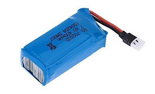 7.4V 400mAH LiPo Battery for X007 Spy Quadcopter Drone