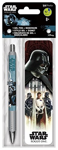Rogue One Gel Pen and Bookmark