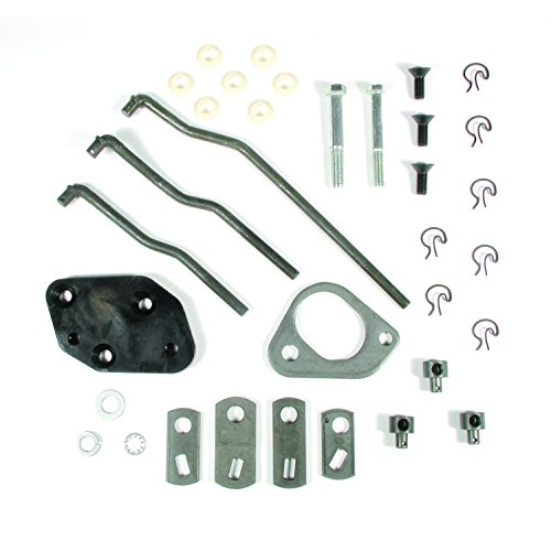 Hurst 3734089 Competition/Plus Manual Shifter Installation Kit (Manual Kit Installation)