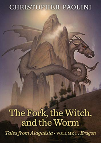 Book : The Fork, The Witch, And The Worm: Volume 1, Eragon .