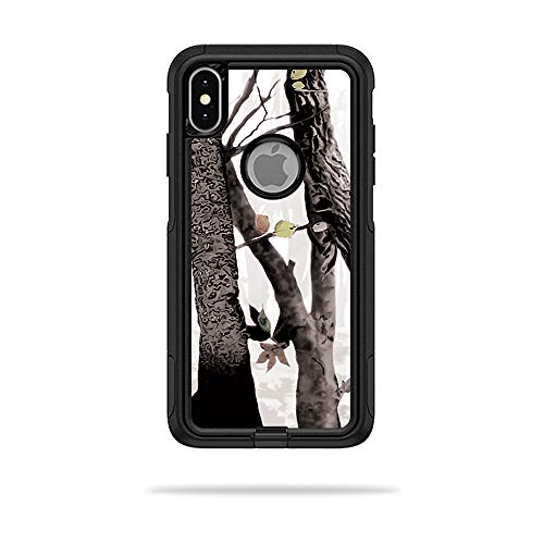 - MightySkins Skin Compatible With OtterBox Commuter iPhone XS Max Case - Artic Camo | Protective, Durable, and Unique Vinyl Decal wrap cover | Easy To Apply, Remove, and Change Styles | Made in the USA