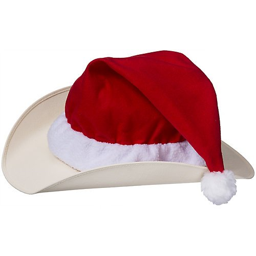 JT International Holiday Santa Hat Helmet Cover