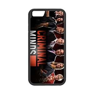 iphone6 4.7 inch Phone Case Black Criminal Minds VMN8163977