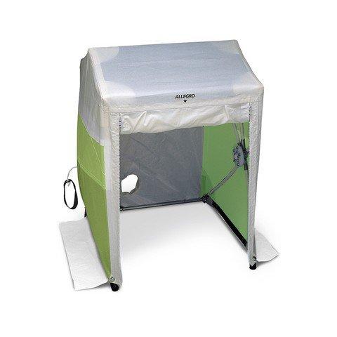 Allegro 9401-88 1 Door Deluxe Work Tent44; 8 x 8 ft. by Allegro