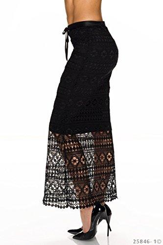 H. Liesel - Falda - para mujer negro