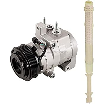 AC Compressor w/A/C Drier For Ford F-150 2011 2012 2013 2014 - BuyAutoParts 60-88723R2 New