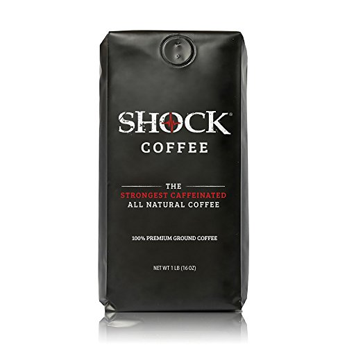 Shock Coffee Strongest Caffeinated All Natural product image