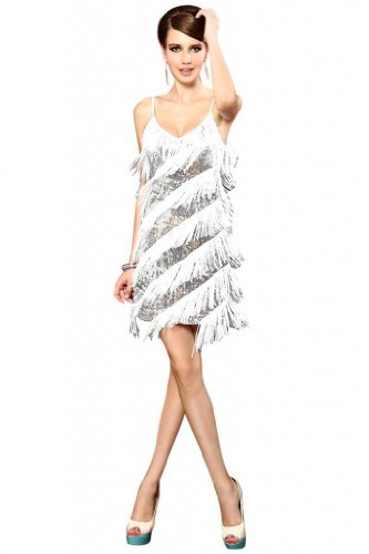 Eyekepper - Vestido - Noche - Básico - para mujer blanco