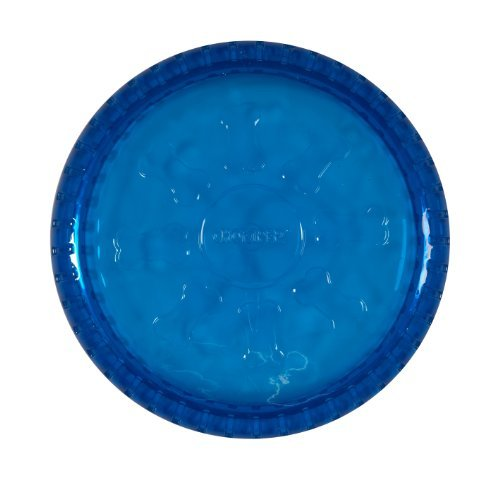 Boss Pet Chomper Tail Waggers Frisbee for Pets, Small, Assorted Colors