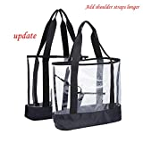 Clear Tote Bags Stadium Approved - 20 inch