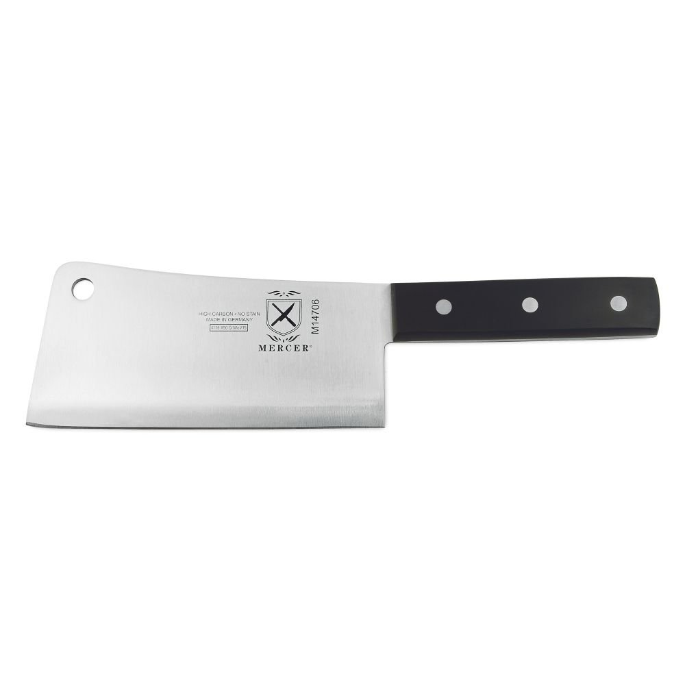 Mercer Culinary Kitchen Cleaver, 6 Inch