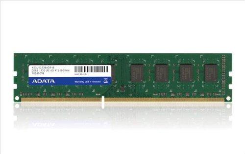 1 Gb Cl9 Memory (ADATA 2 GB DDR3-1333 (PC3-10666) CL9 Memory Module AD3U1333B2G9R)