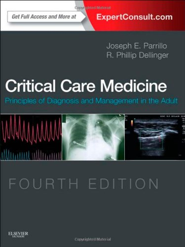 Critical Care Medicine: Principles of Diagnosis and Management in the Adult, 4e
