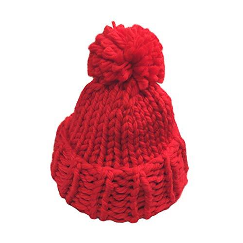 実施する生産的ジョージハンブリー帽子 太い暖かいニット帽秋と冬に適していますアウトドアに適しています男性と女性のすべての種類の頭の周りに適していますマルチカラーオプション