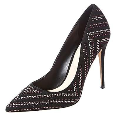 Aldo Lardonna Casual & Dress Shoe For Women, Black, Size 39 EU