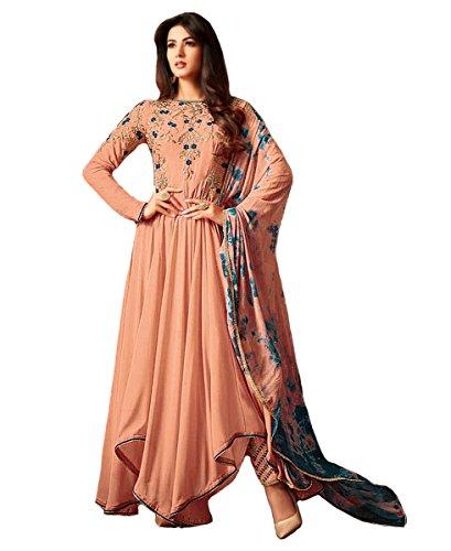 anarkali full dress - 7