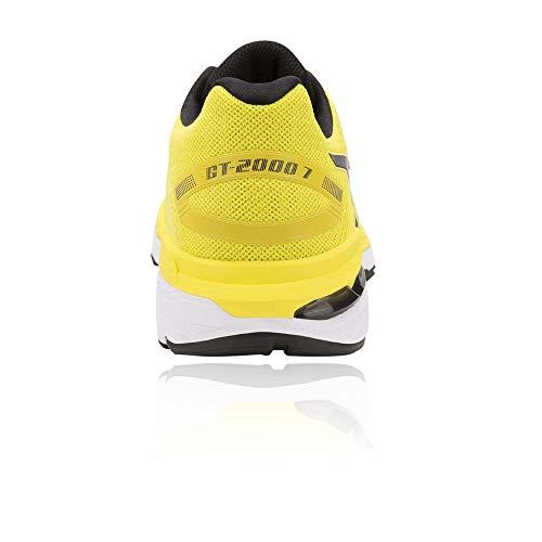 Scarpe 7 da Giallo black da uomo Spark lemon Gt 750 2000 corsa Asics tBxaTwF
