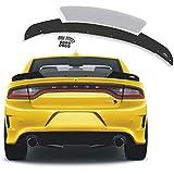 Stealth Wicker Bill 2 Piece Design Spoiler 2015-2018 Dodge Charger SRT Hellcat