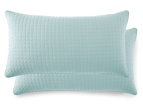 pillow shams king quilted - 3