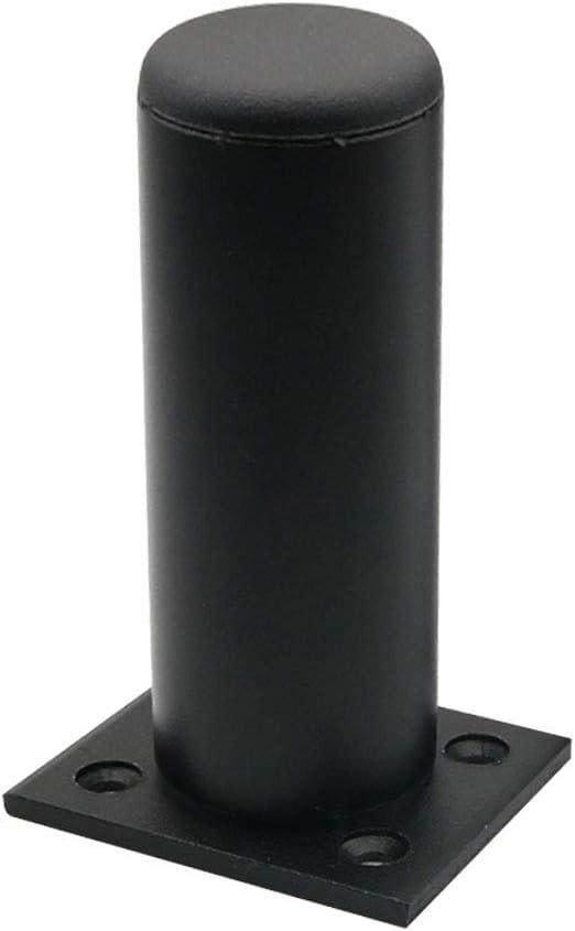 Barra de Desayuno//Mesa de Escritorio Almabner Patas para Muebles Patas de Muebles Patas Ajustables y Resistentes para Cama No nulo 6//12//18//30 cm de aleaci/ón de Aluminio encimera Negro 30 cm