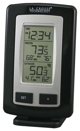 La Crosse Technology WS-9245UBK-IT-CBP Wireless Outdoor a...