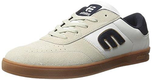Etnies Lo-Cut Skateschuh Weiß / Navy / Gum
