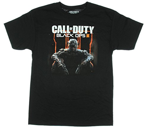 Call of Duty Black Ops III Men's T-Shirt (Small)