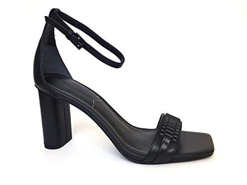 Kendall and Kylie Zapatos de Vestir de Piel Para Mujer Negro Negro