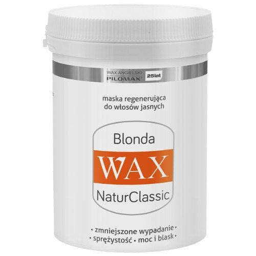 Henna Extract - WAX NaturClassic BLONDA for blonde hair - henna and chamomile extracts - 240 grams