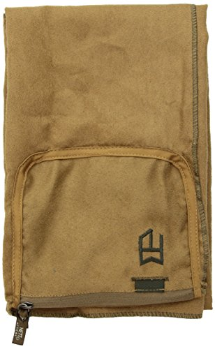 McNett Tactical PT POD Microfiber Workout Towel, Coyote, 20