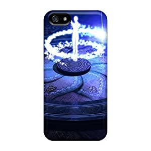 Grace's Favor Premium Protective Hard For SamSung Galaxy S5 Mini Phone Case Cover - Nice Design - Light Spirit