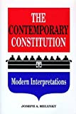 The Constitution : Our Written Legacy, Melusky, Joseph A., 0894645501