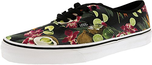 in Black Lime Coconut Vans Authentic the qxAHA4C