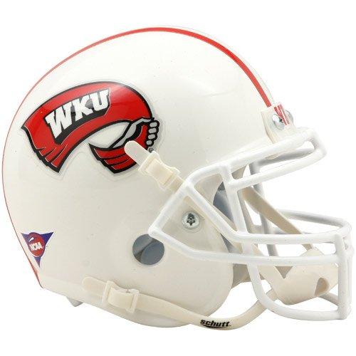 Western Kentucky Hilltoppers Schutt Mini Football Helmet